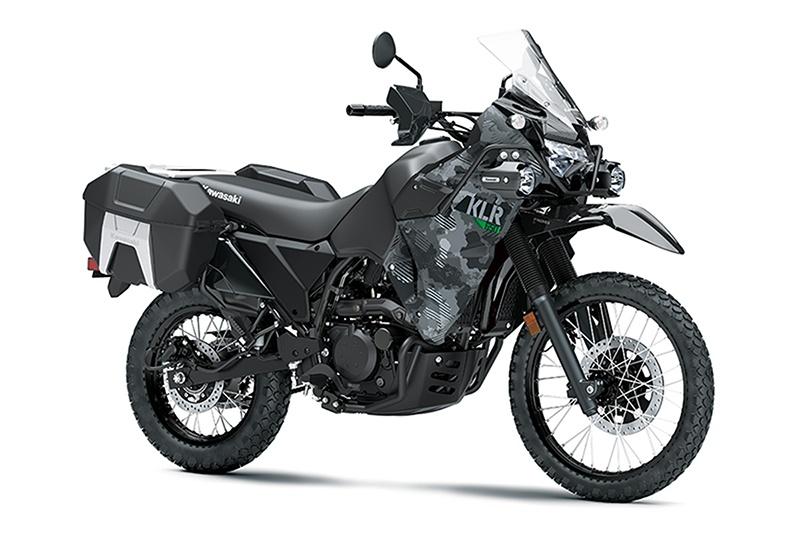2022 Kawasaki KLR650 Adventure ABS Frais inclus+Taxes