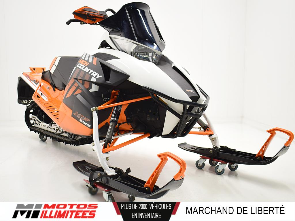 2017 Arctic Cat XF 8000 High Country 141 - Frais inclus+Taxes