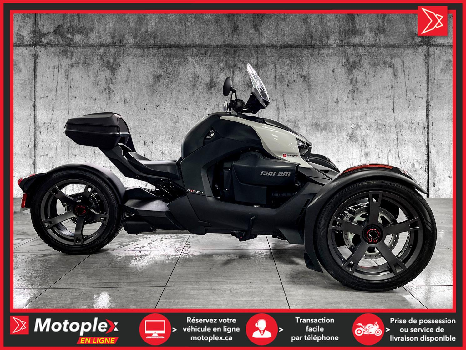 2020 Can-Am RYKER 600 ACE - 39$/SEMAINE