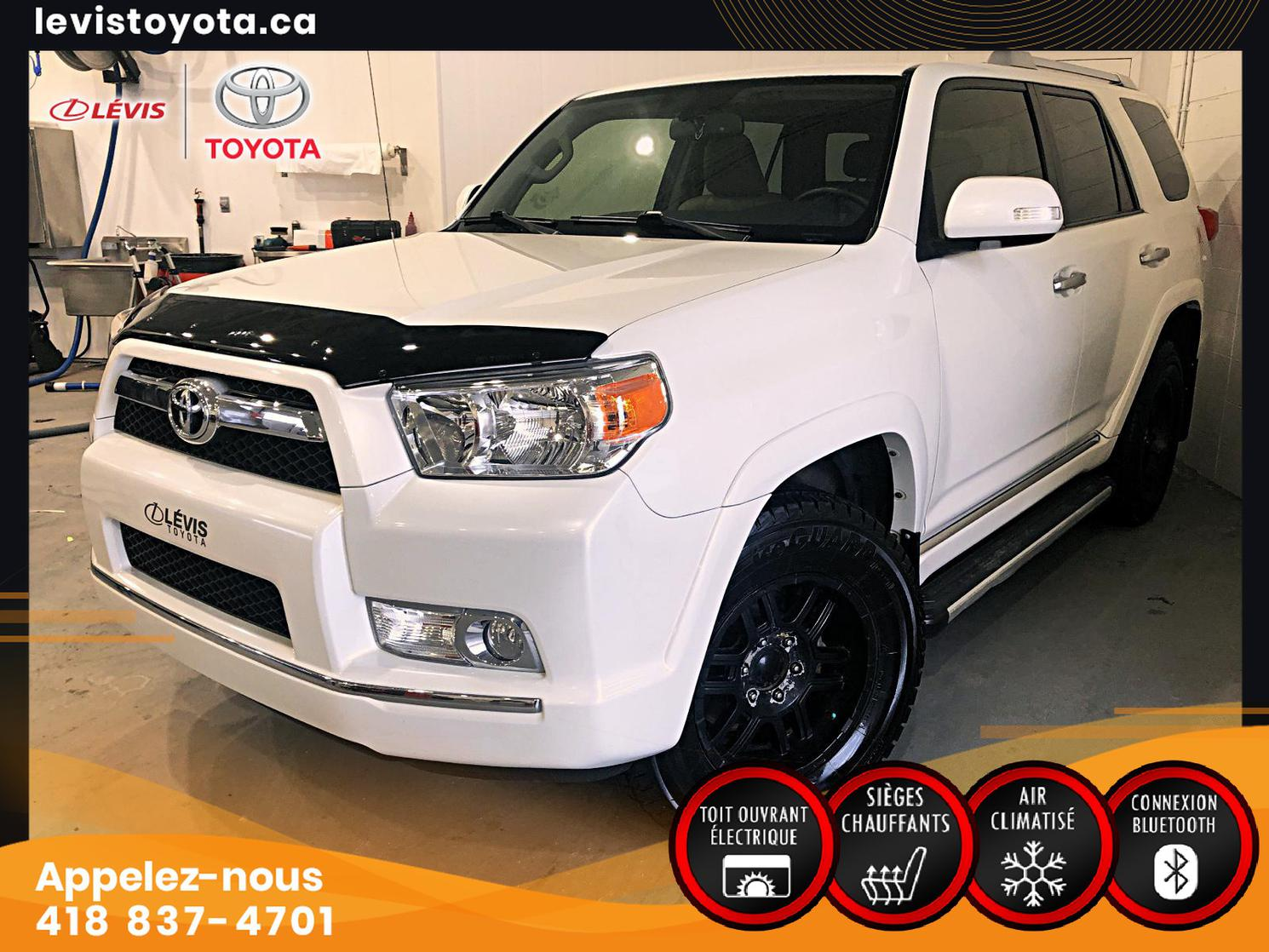 Toyota 4Runner LIMITED AWD 2013