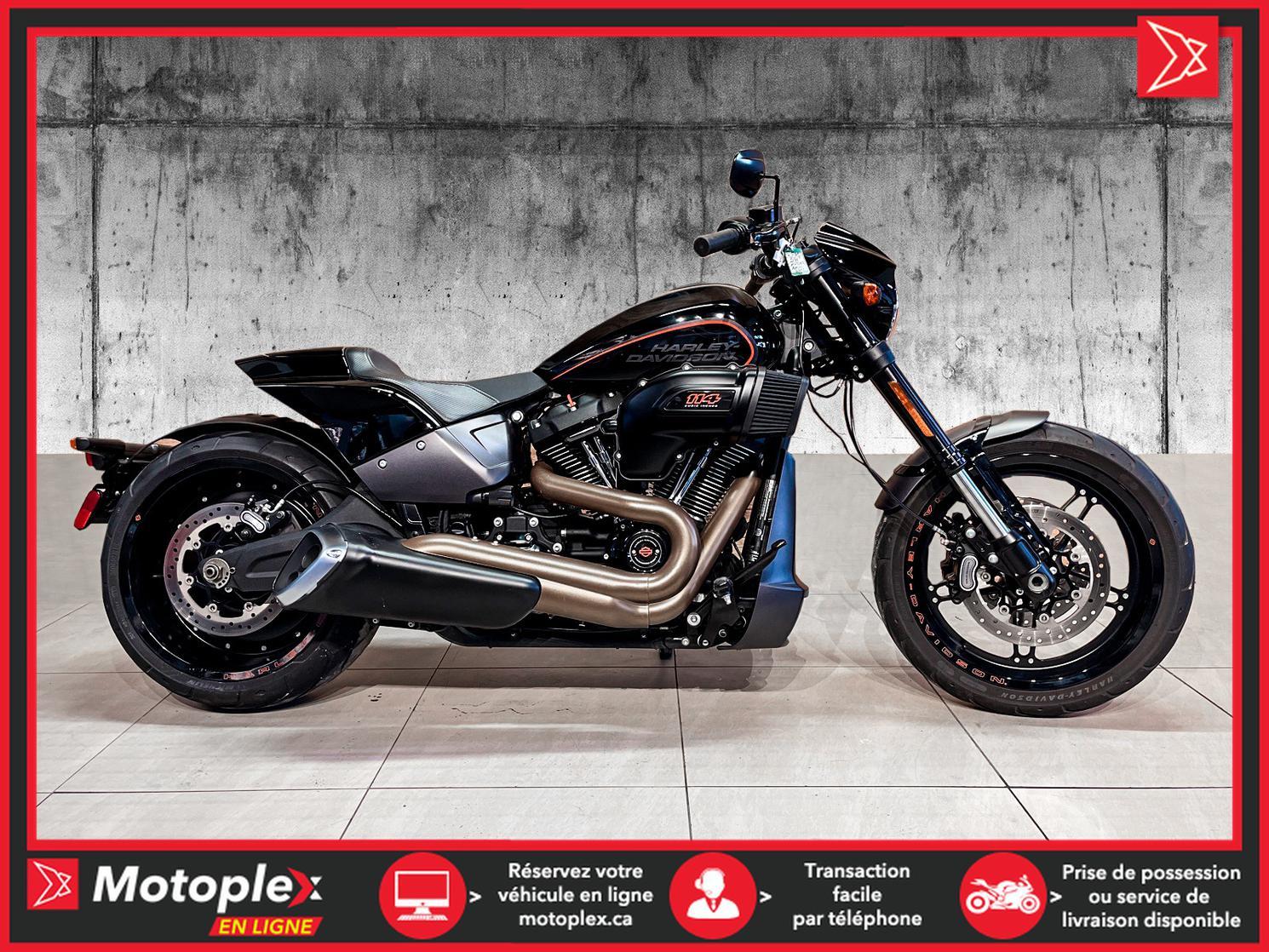 U4885 Harley-Davidson FXDRS 114 2019