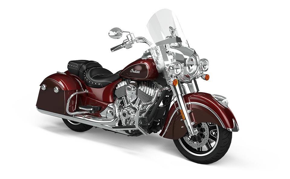 Indian Motorcycle SPRINGFIELD 2021 - trsp & prep inclus.