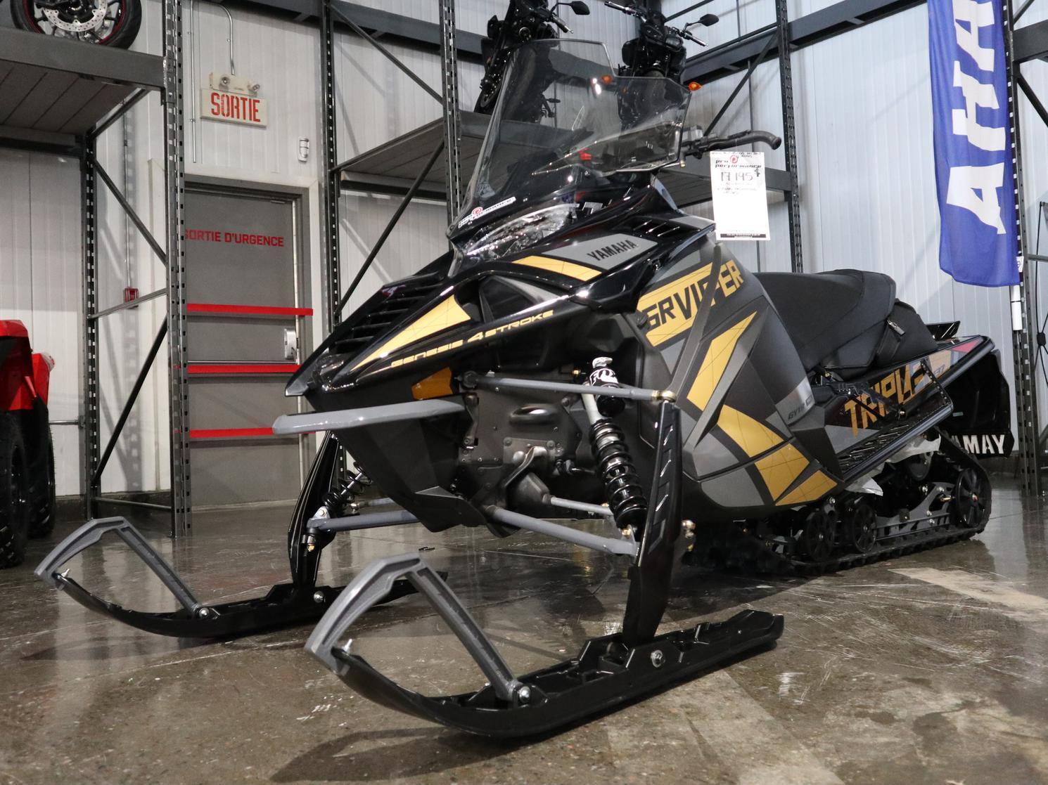 Yamaha SRVIPER L-TX GT 2021 - GARANTIE 1 AN