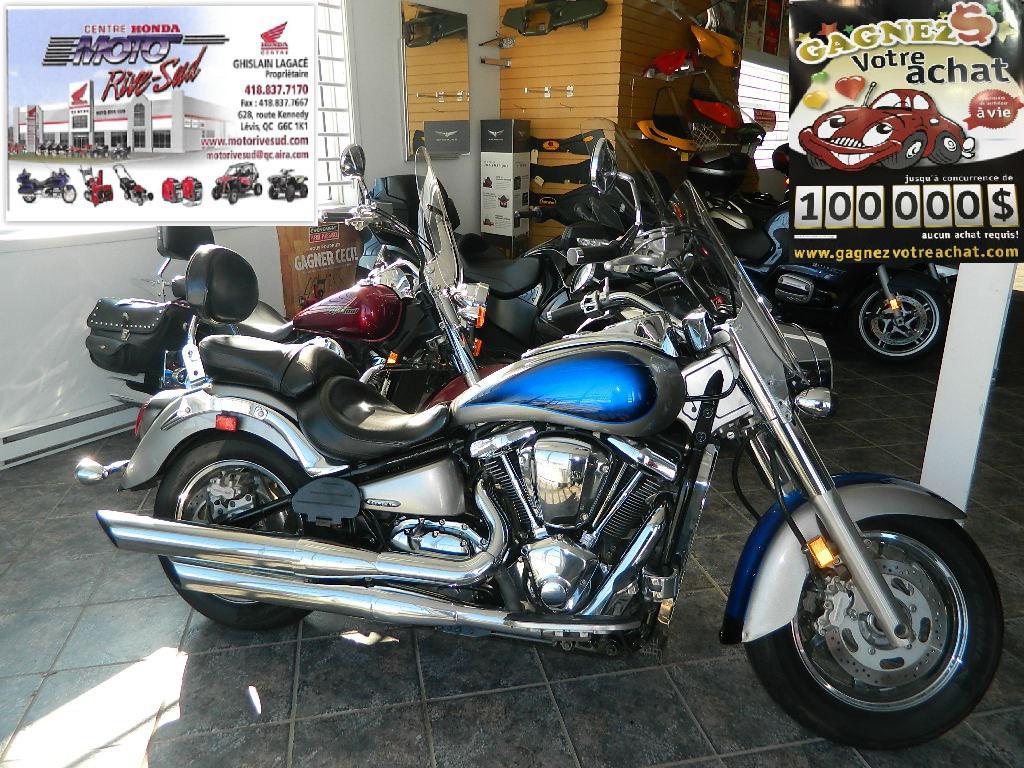 2006 Kawasaki VN 2000 LTD