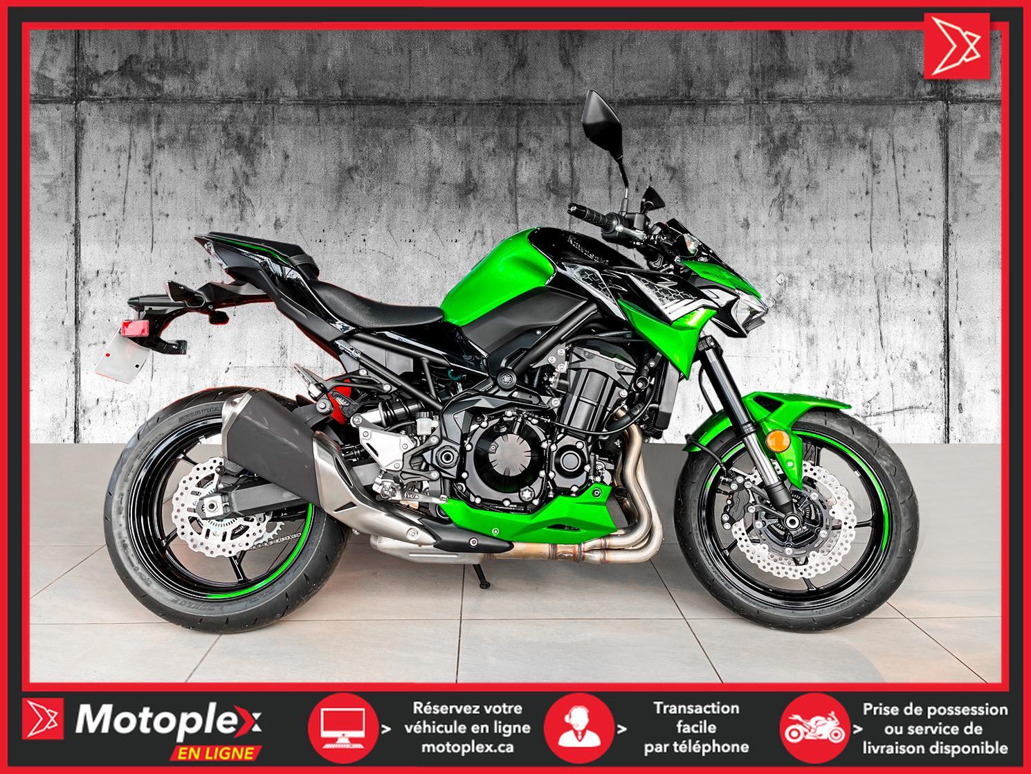 KM38VNL Kawasaki Z900 ABS 2020