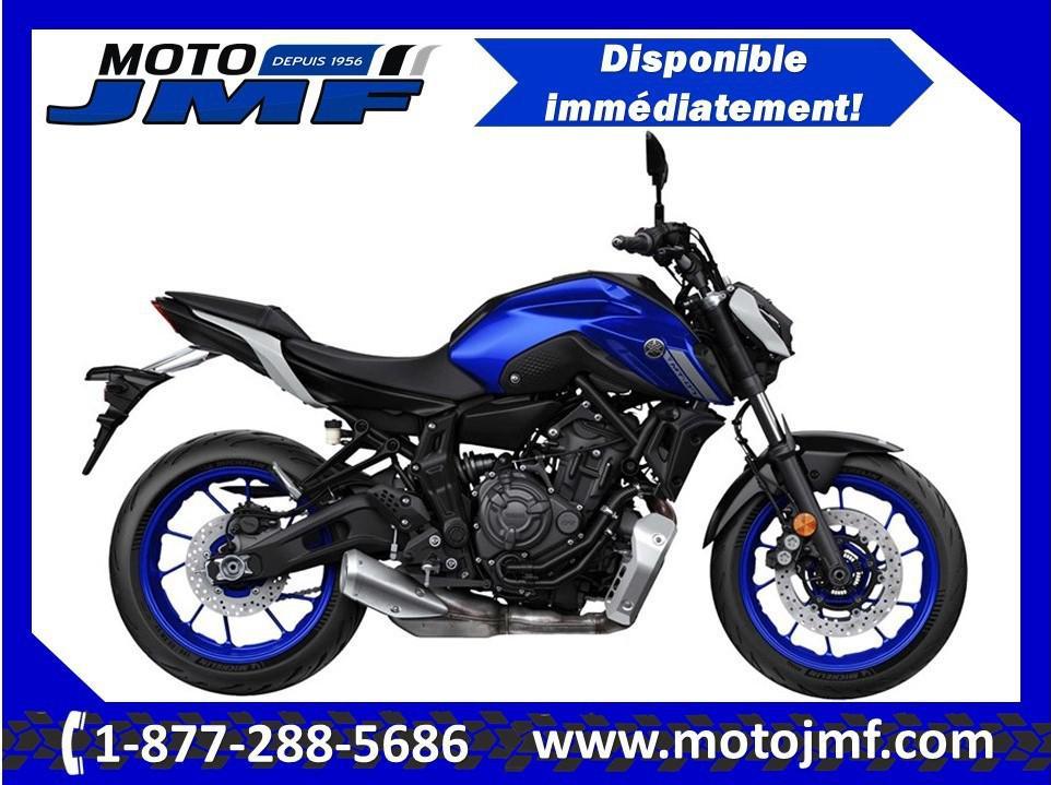 Yamaha MT-07A 2020 - MT07ALL   st:16717