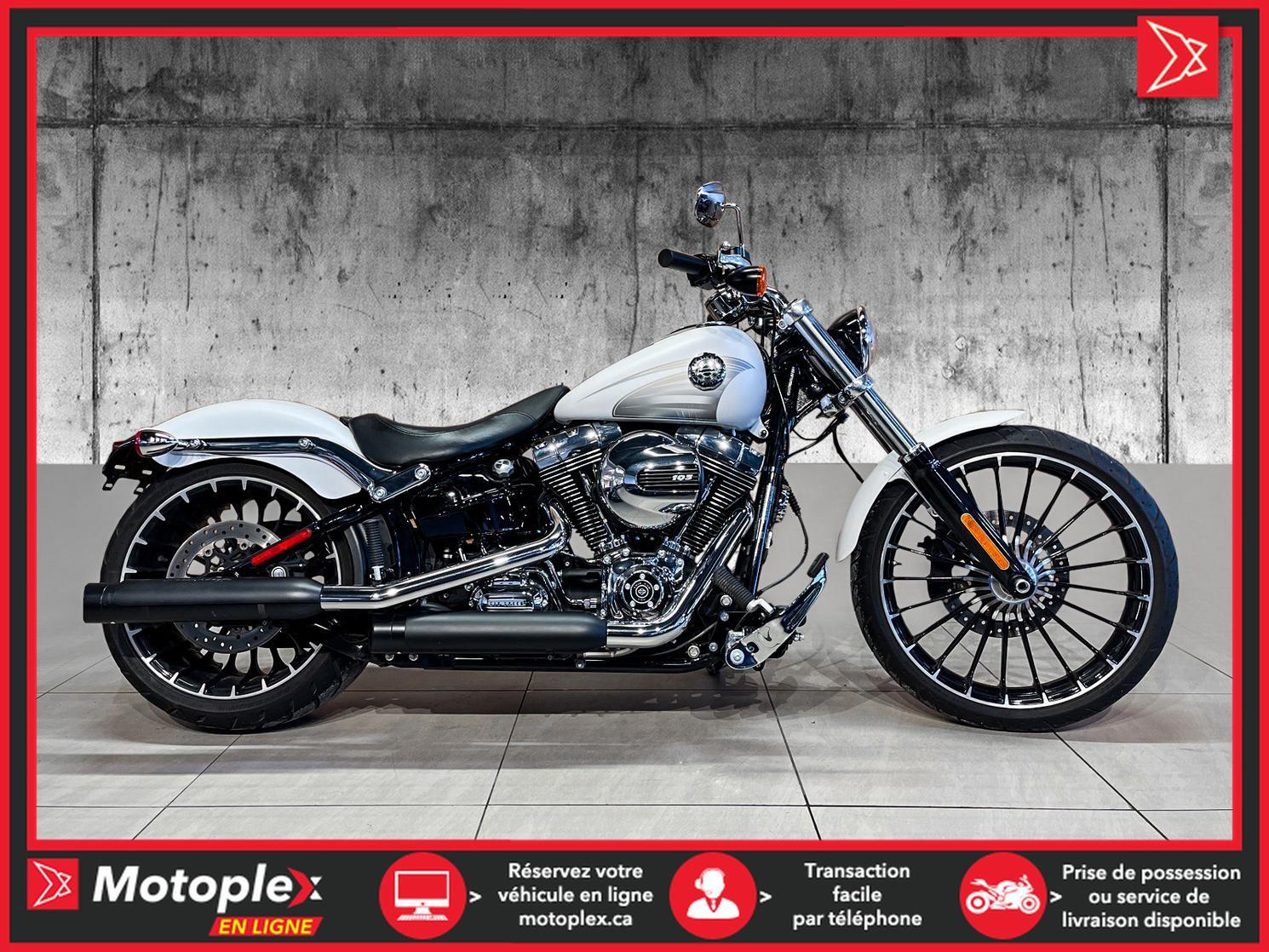 U4862 Harley-Davidson BREAKOUT-FXSB 2017