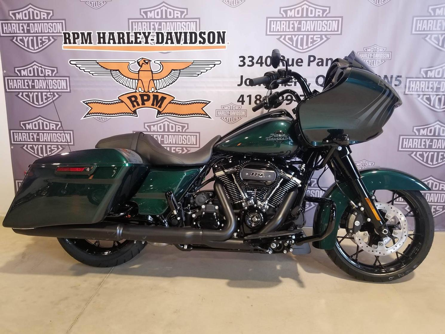 FLTRXS21SNAKEVENOM Harley-Davidson Road Glide Special 2021