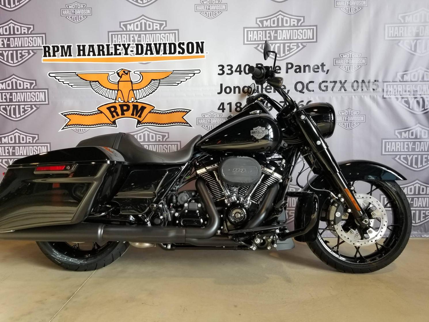 Harley-Davidson Road King Special 2021 - FLHRXS Bagger