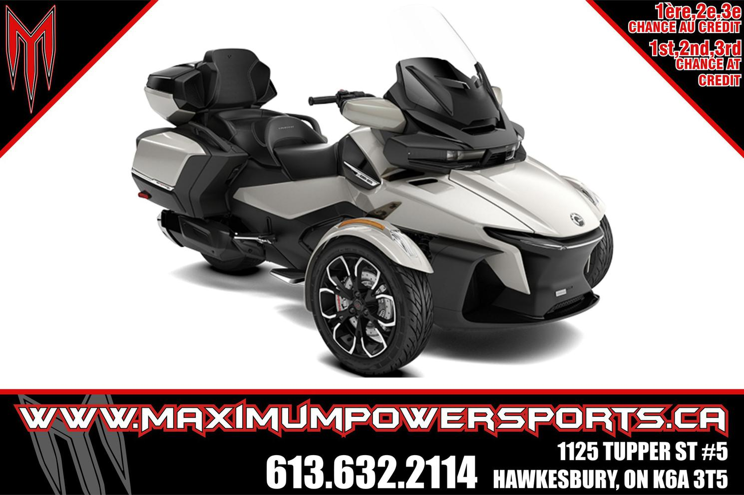 2021 Can-Am SPYDER RT LIMITED (SE6)