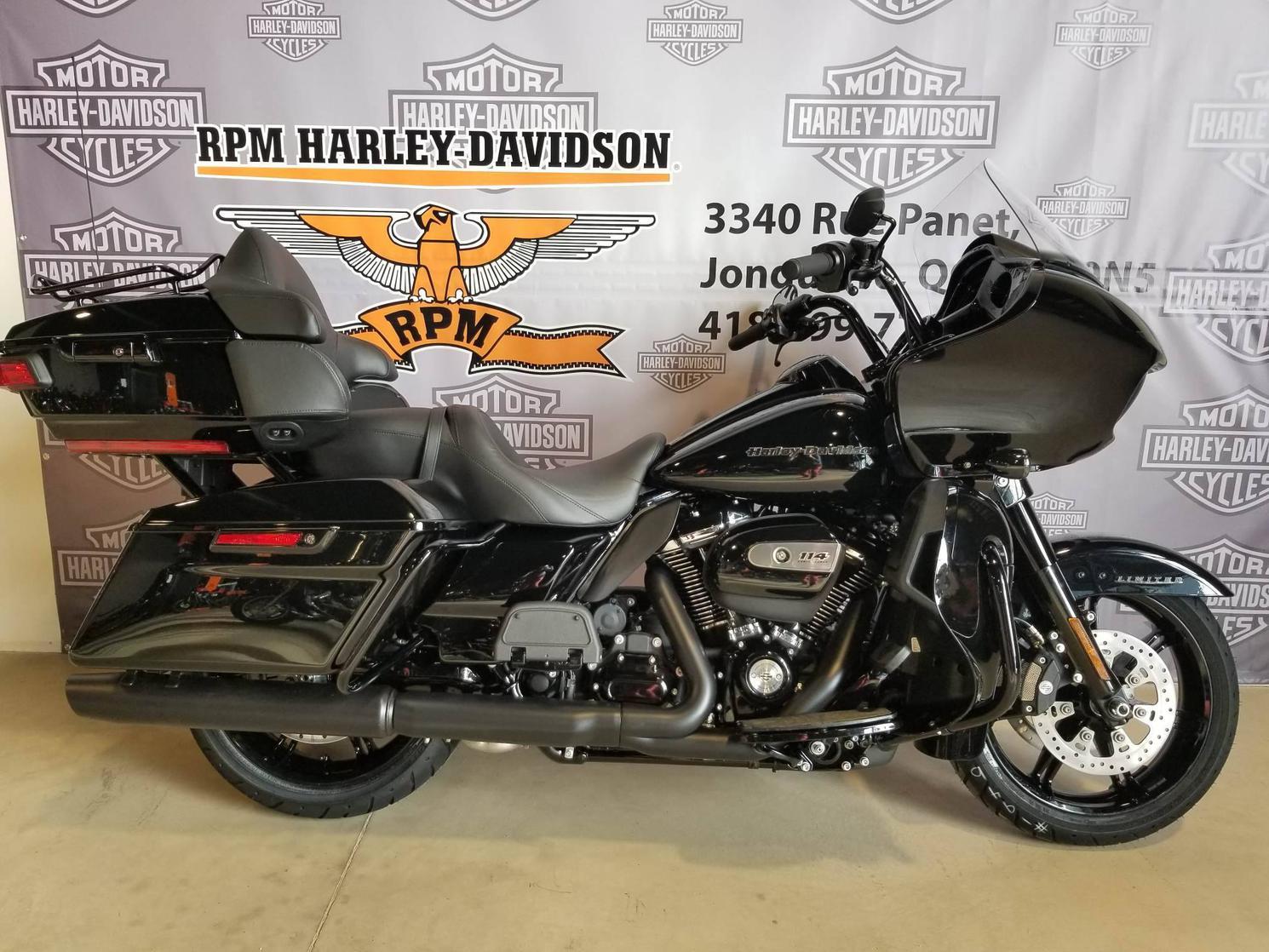 Harley-Davidson Road Glide Limited 2021 - FLTRK Ultra