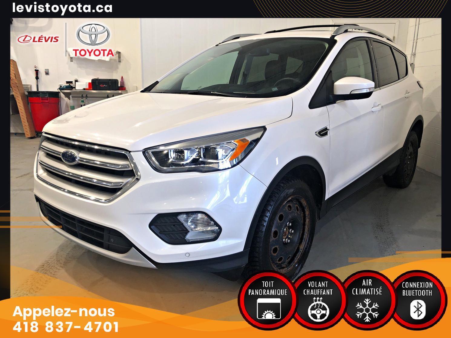 Ford Escape TITANIUM AWD TOIT 2018