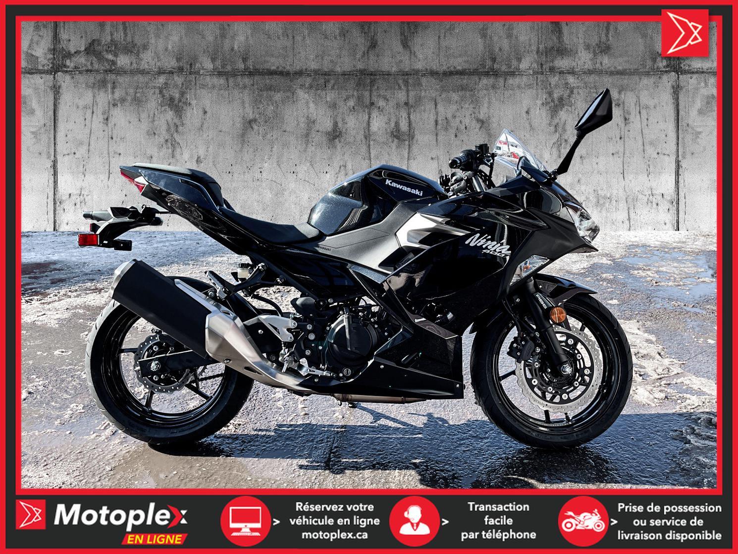 2021 Kawasaki NINJA 400 ABS  2021
