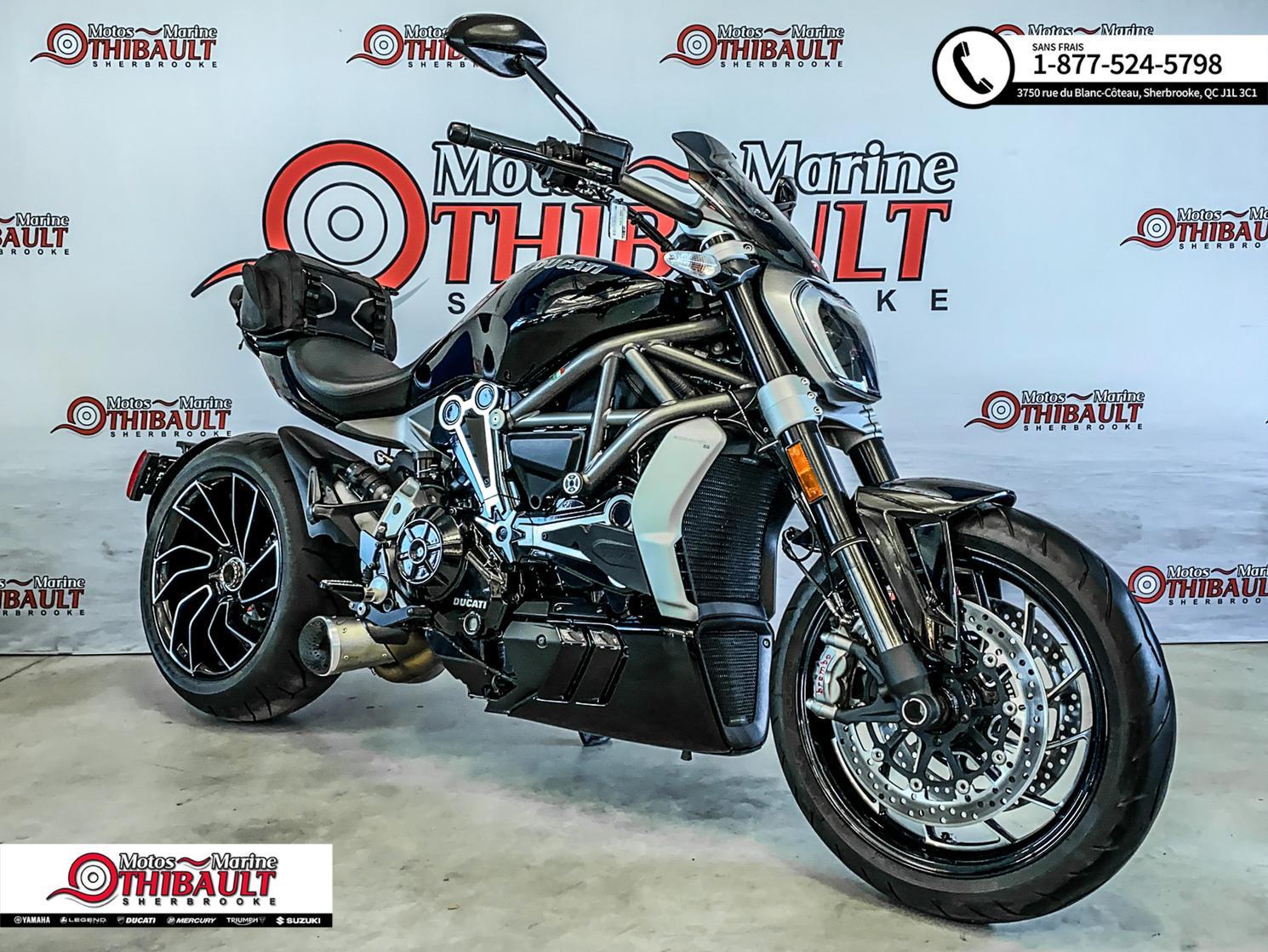 2016 Ducati X DIAVEL S Ducati XDiavel S