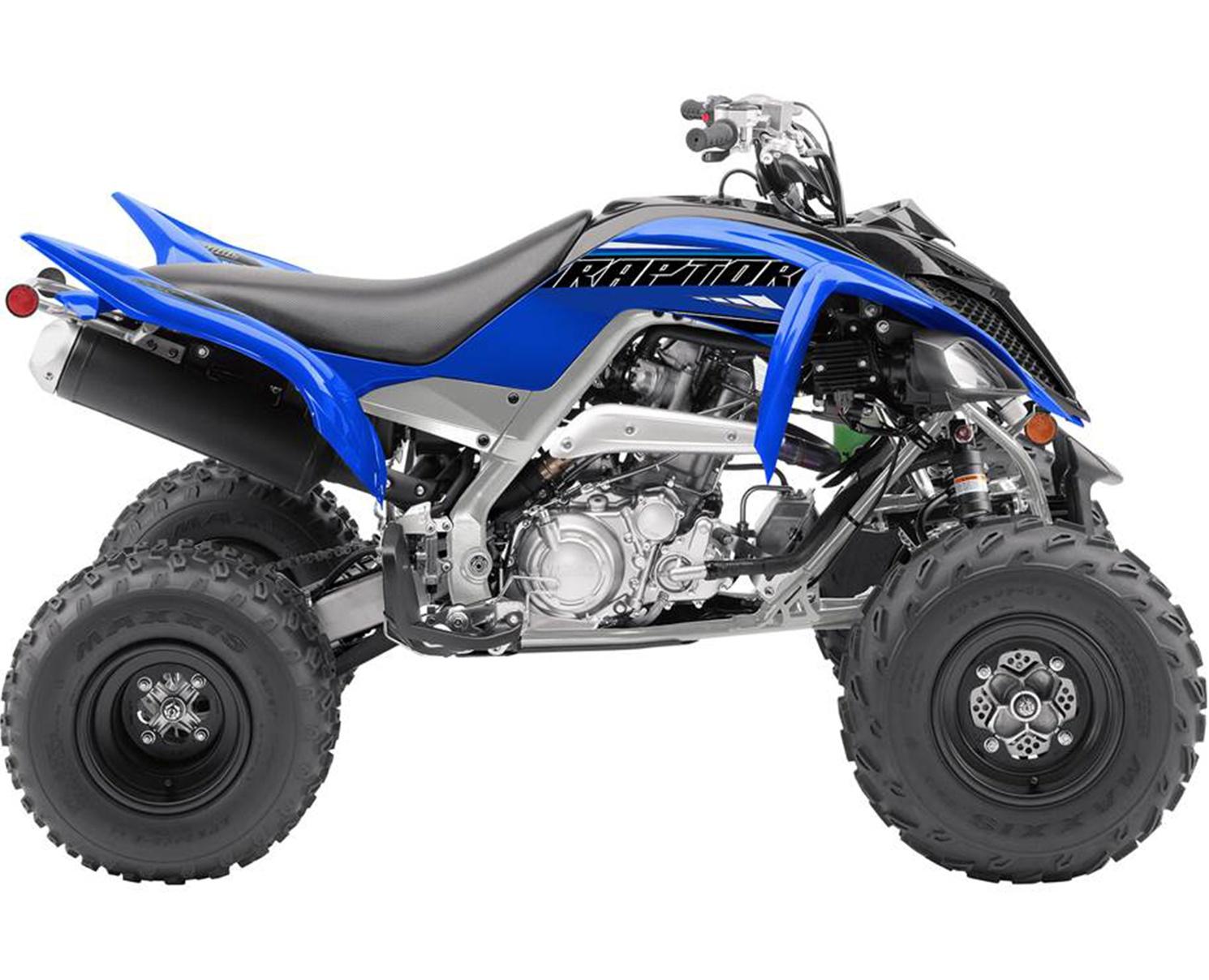 2021 Yamaha RAPTOR 700R Frais inclus+Taxes