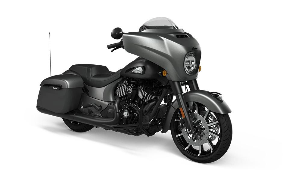 Indian Motorcycle CHIEFTAIN DARK HORSE 2021 - trsp & prep inclus.