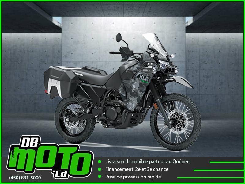Kawasaki KLR 650 AVENTURE 2022