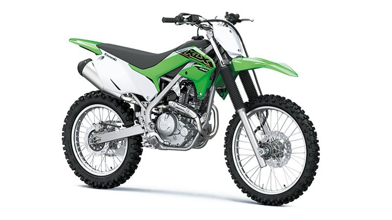 2021 Kawasaki KLX230R S Frais inclus+Taxes