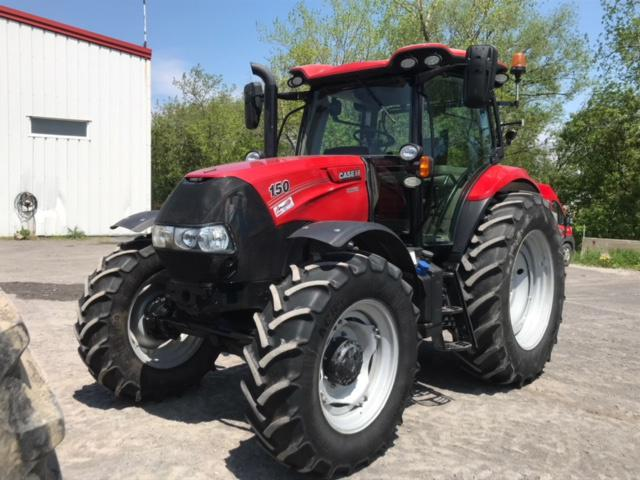 Case IH MAXXUM 150 MC 2015