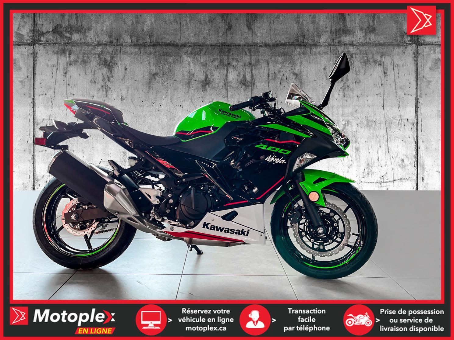 2021 Kawasaki NINJA 400 ABS KRT EDITION 2021