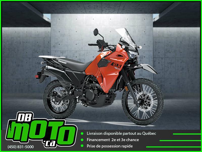 Kawasaki KLR 650 ABS 2022