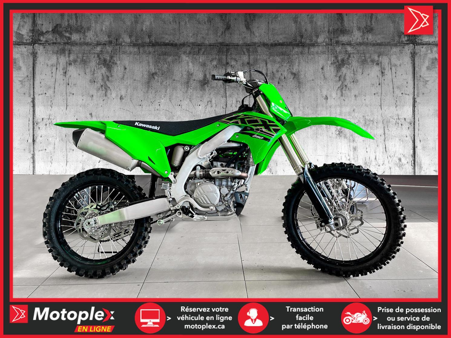 2021 Kawasaki KX250 KX 250 - 2021