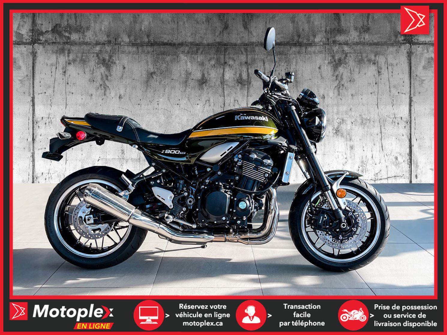 KM21NL Kawasaki Z900RS SPECIAL EDITION (SE) 2020