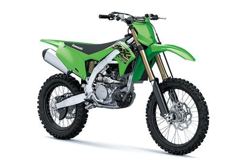 Kawasaki KX250X 2022 - KX252DNFNN