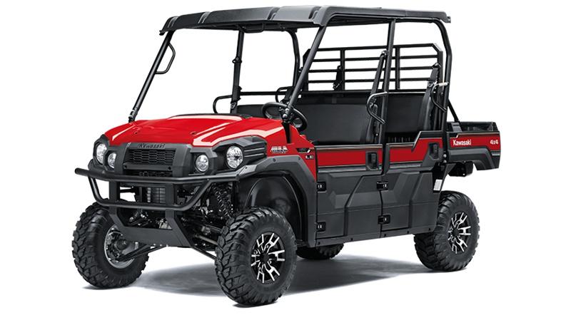 2021 Kawasaki MULE PRO-FXT EPS LE Frais inclus+Taxes