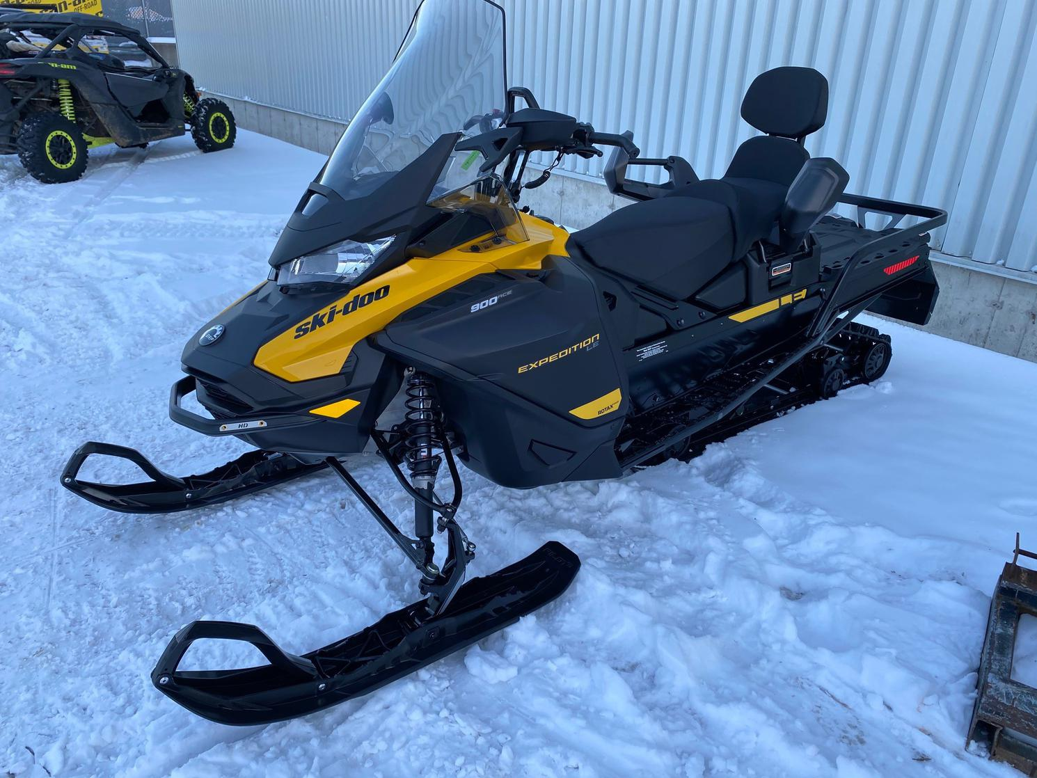 2021 Ski-Doo EXPEDITION LE 900 ACE WIDE TRACk 20""