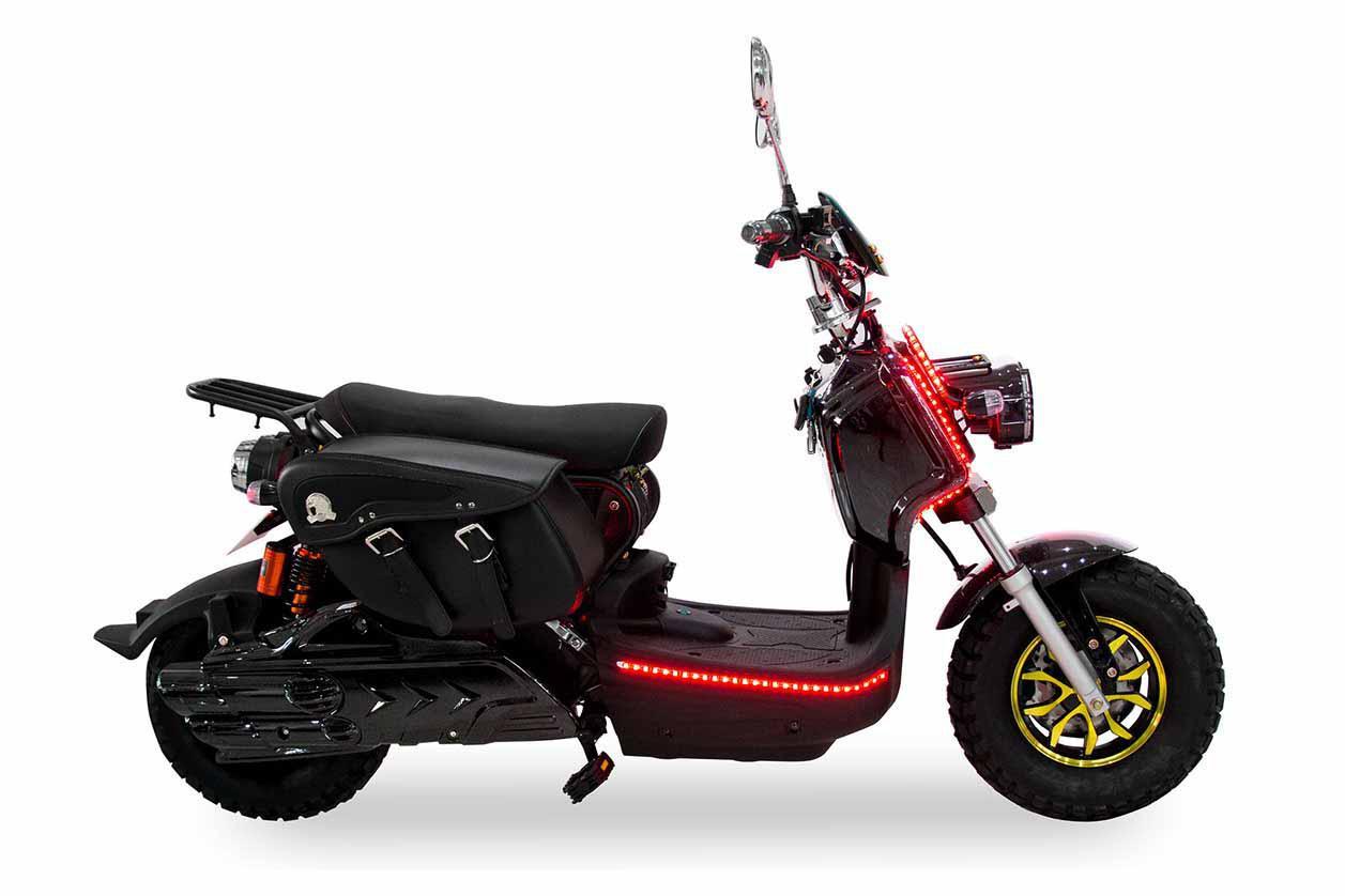 Daymak Eagle Deluxe Scooter 84V 2021
