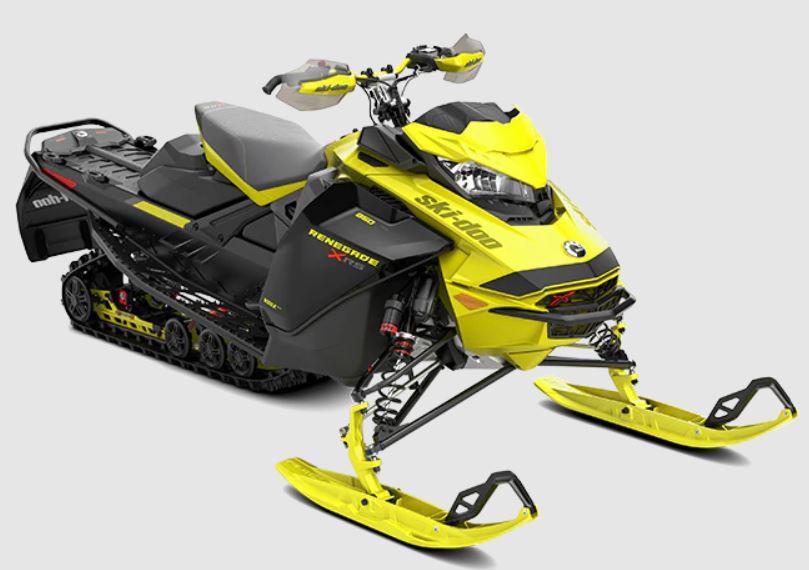 "2022 Ski-Doo Renegade X-RS 900 ACE Turbo R Ice Ripper XT 1.5"" E.S. w/ Smart-Shox w/ Premium color display"