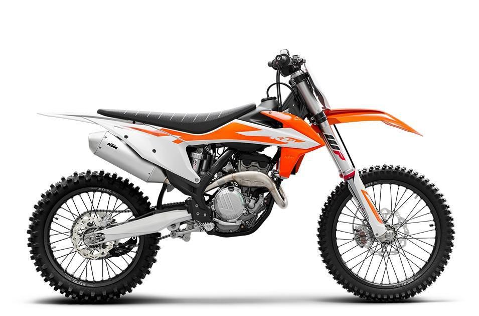 2020 KTM 250 SX-F - NEUVE DISPONIBLE