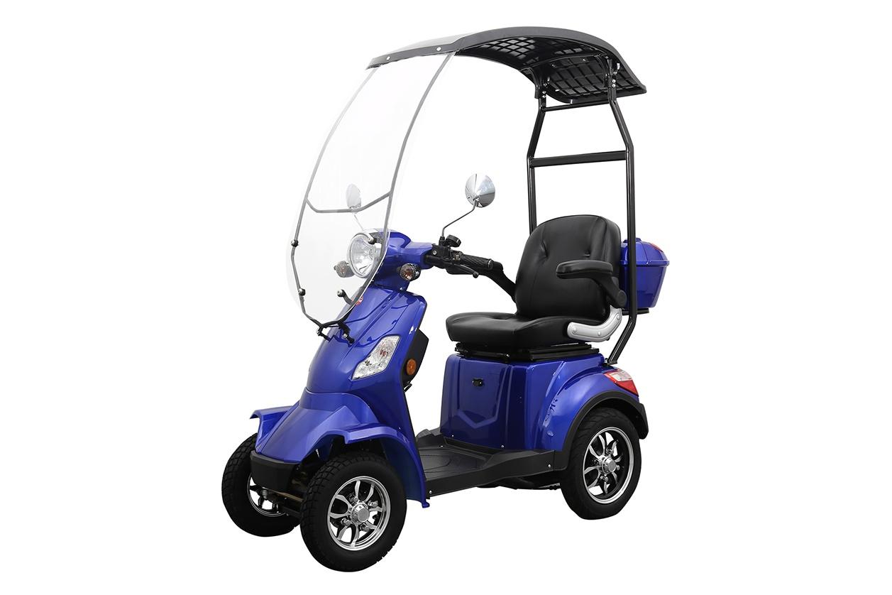 Daymak Roadstar 4 Wheel 60V 2021