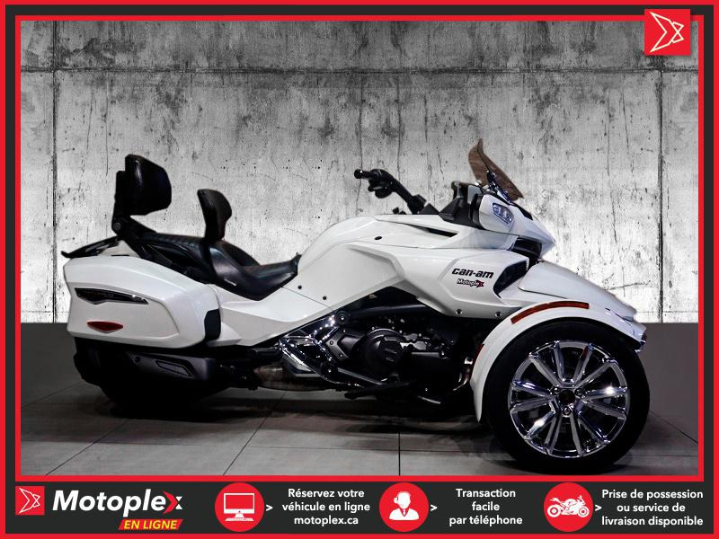 2016 Can-Am F3 LIMITED SE6 - 91$/SEMAINE