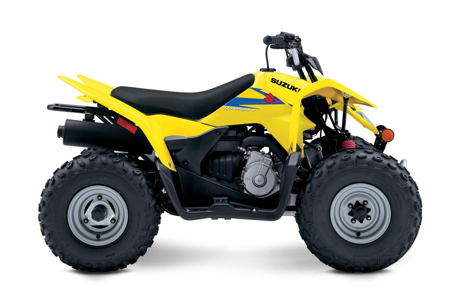 2021 Suzuki QUADSPORT Z90