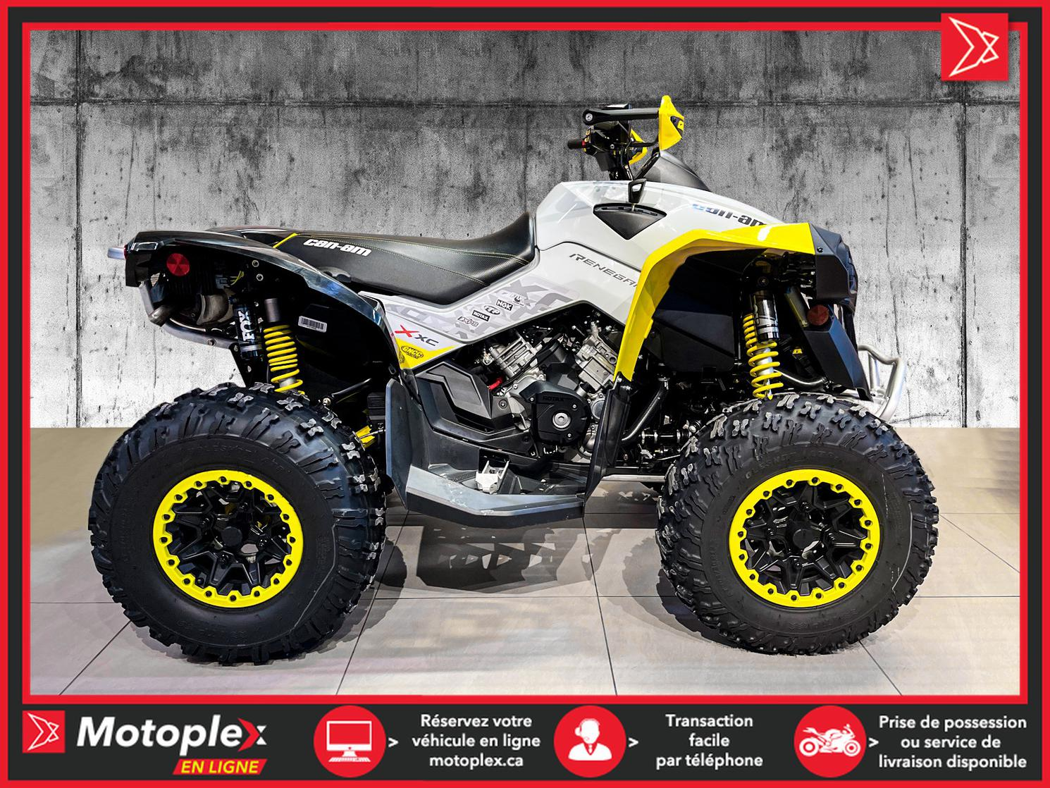 DAL01 Can-Am RENEGADE 850 XXC 2020