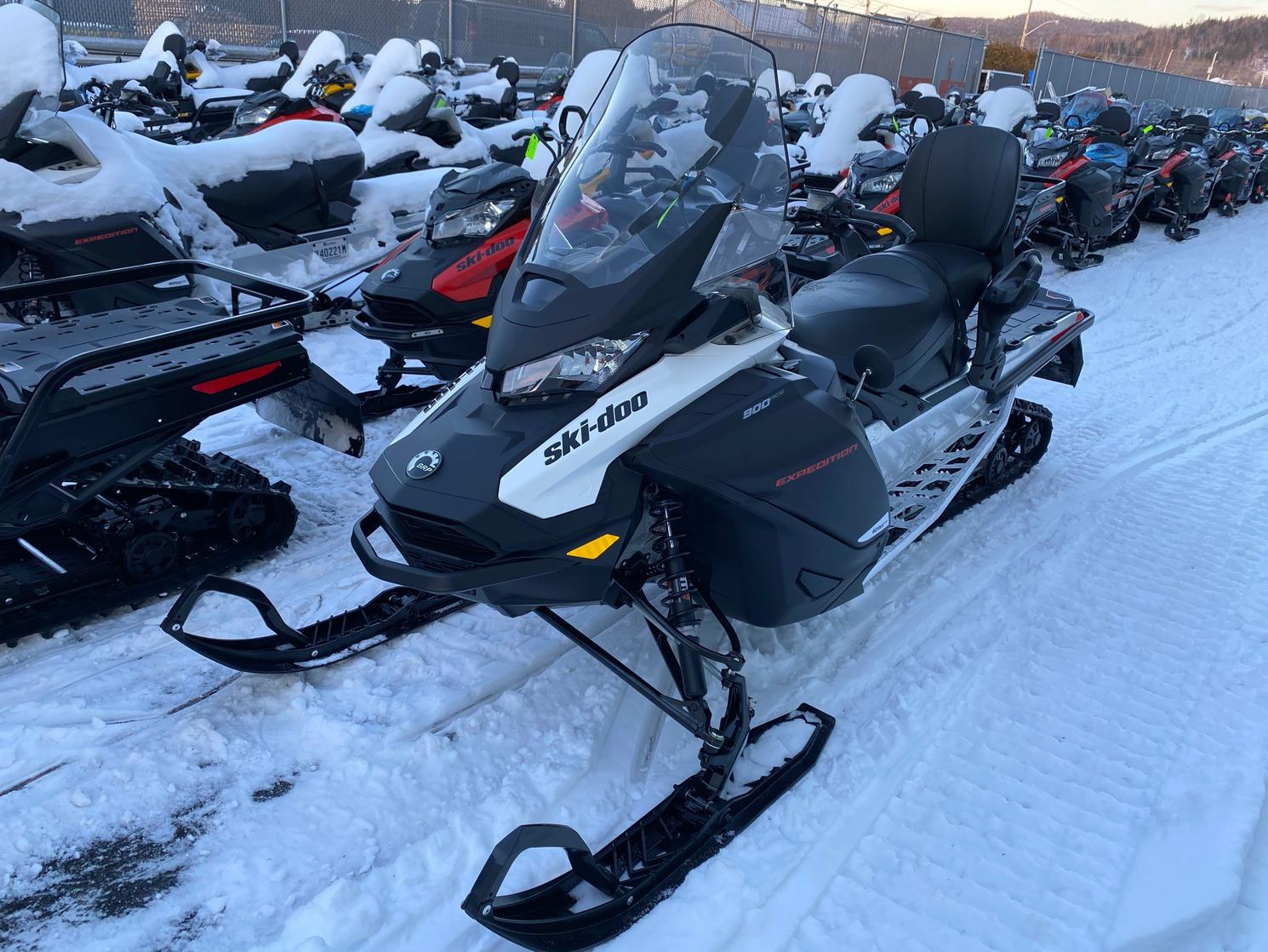 2021 Ski-Doo EXPEDITION SPORT 900 ACE CHAUFFANT