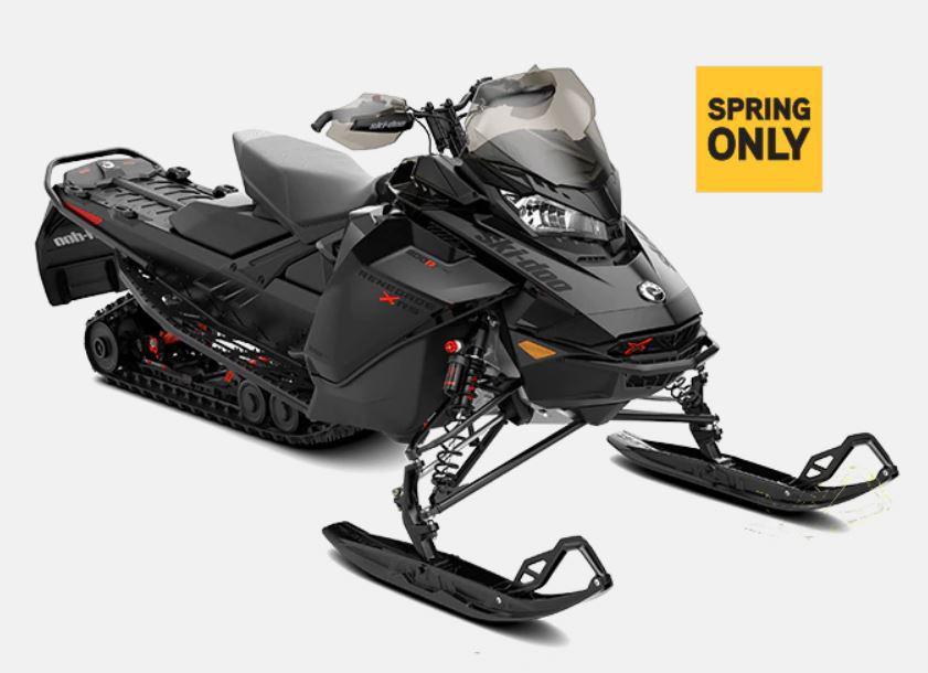 "2022 Ski-Doo Renegade X-RS w/ Competition Pkg 600R E-TEC RipSaw II 1.25"" M.S."