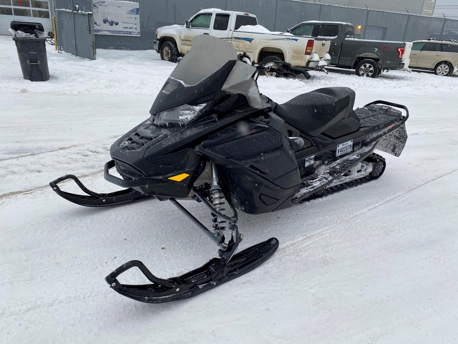 2021 Ski-Doo RENEGADE ADRENALINE 900 ACE TURBO