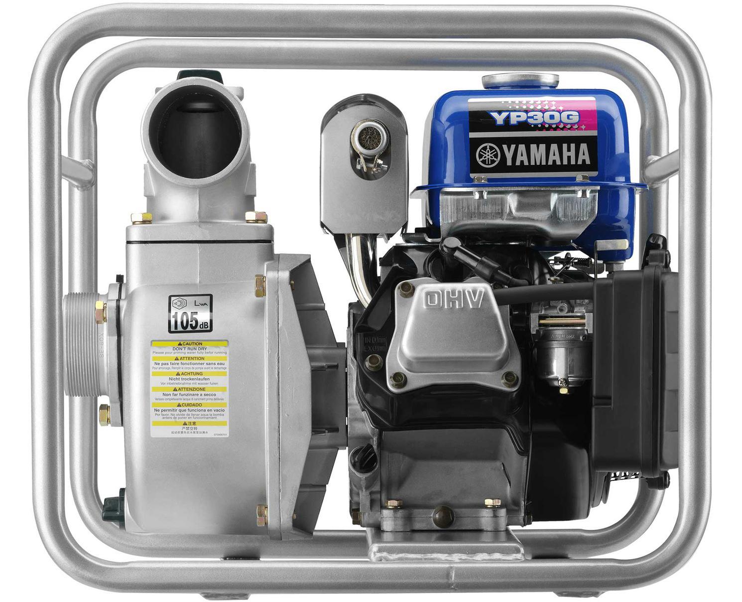 """2021 Yamaha YP30 (3"""") WATER PUMP"""