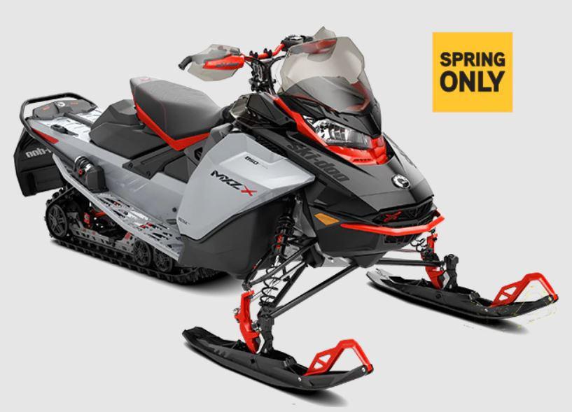 2022 Ski-Doo MXZ X ROTAX 600R E-TEC