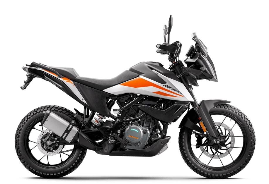 2021 KTM 390 Adventure Frais inclus+Taxes