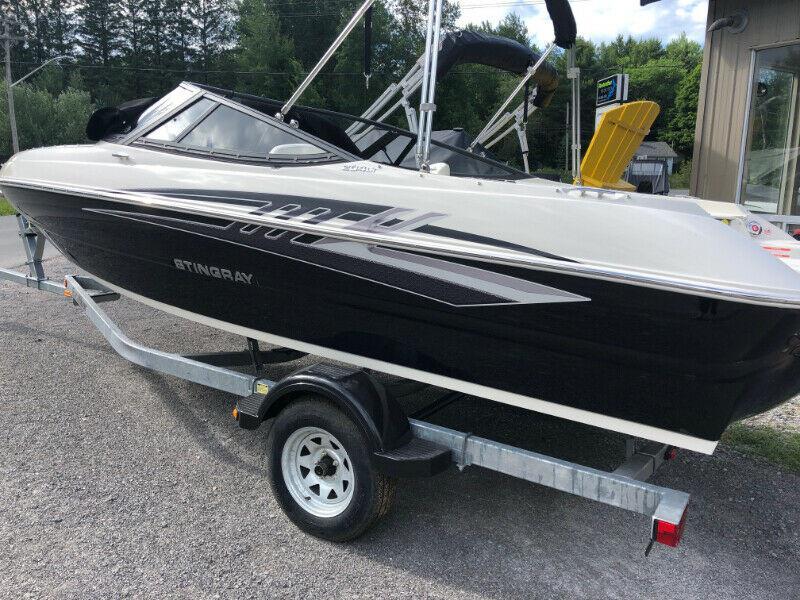 2020 Stingray Boat Co 204LR