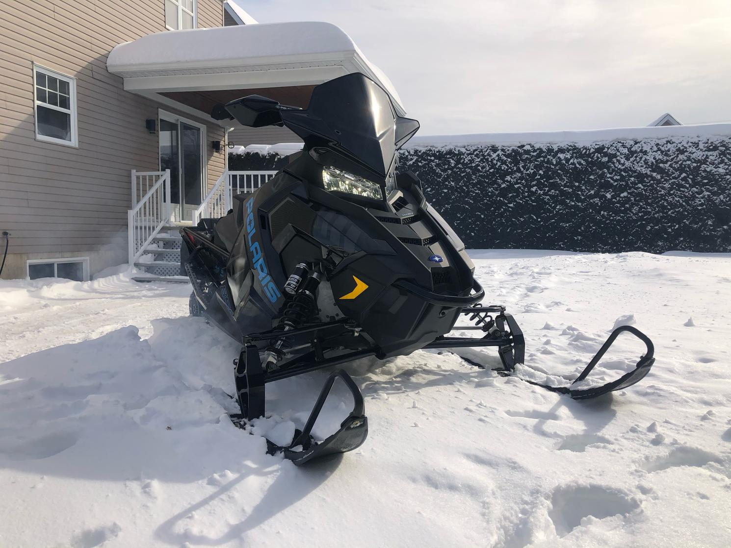 2020 Polaris INDY XC 137 850