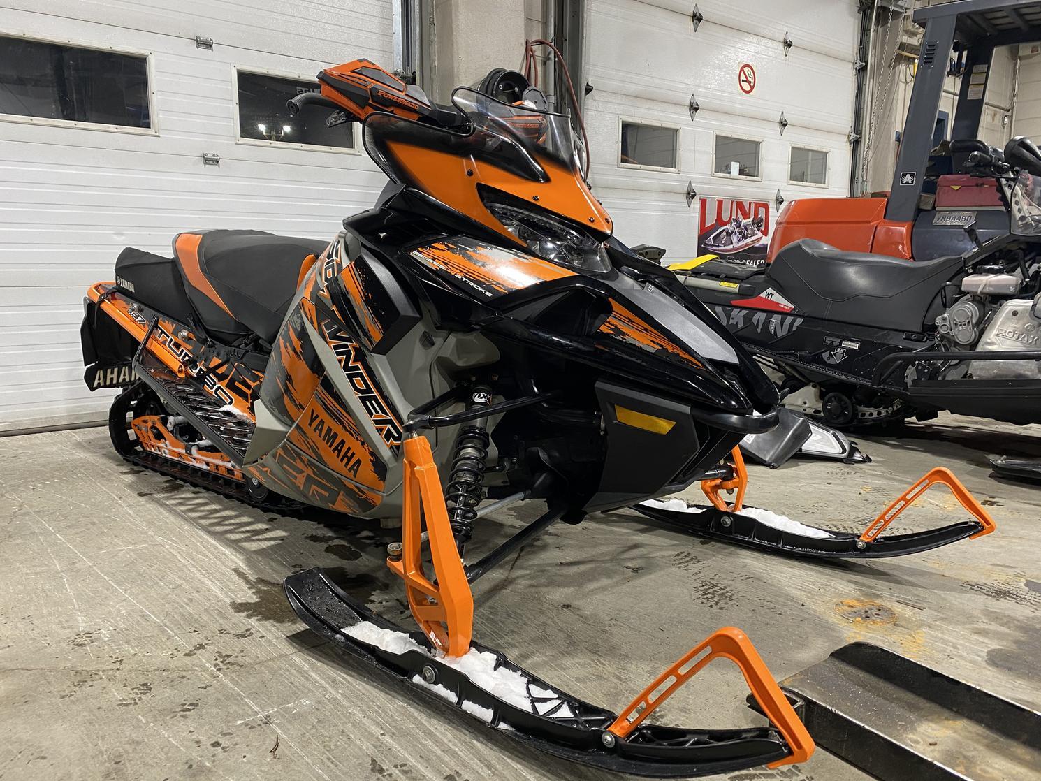 2017 Yamaha Sidewinder ltx se Sw