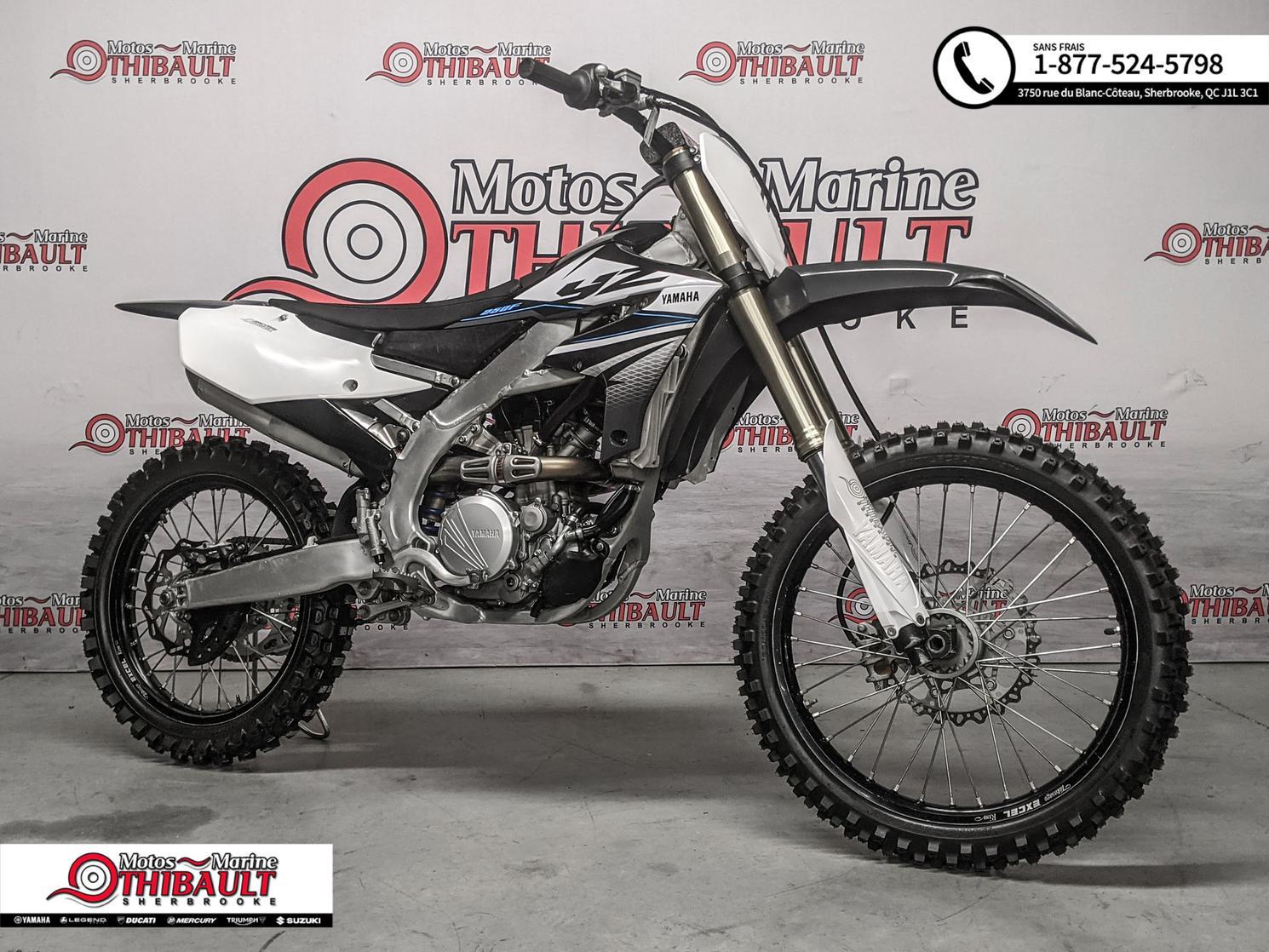 2020 Yamaha YZ250F Motocross Yamaha YZ 250 F