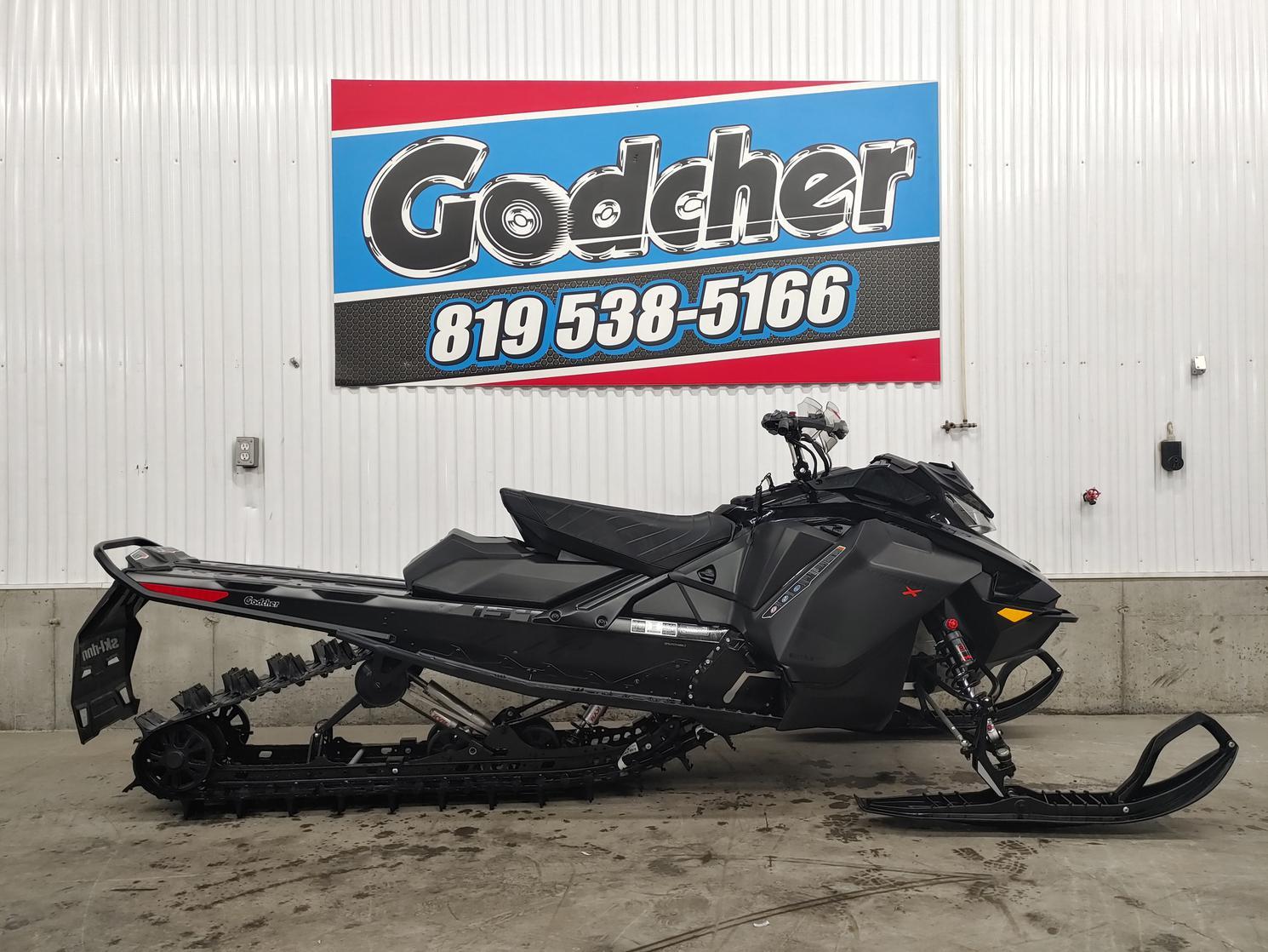 Ski-Doo Backcountry X-RS 850 2021