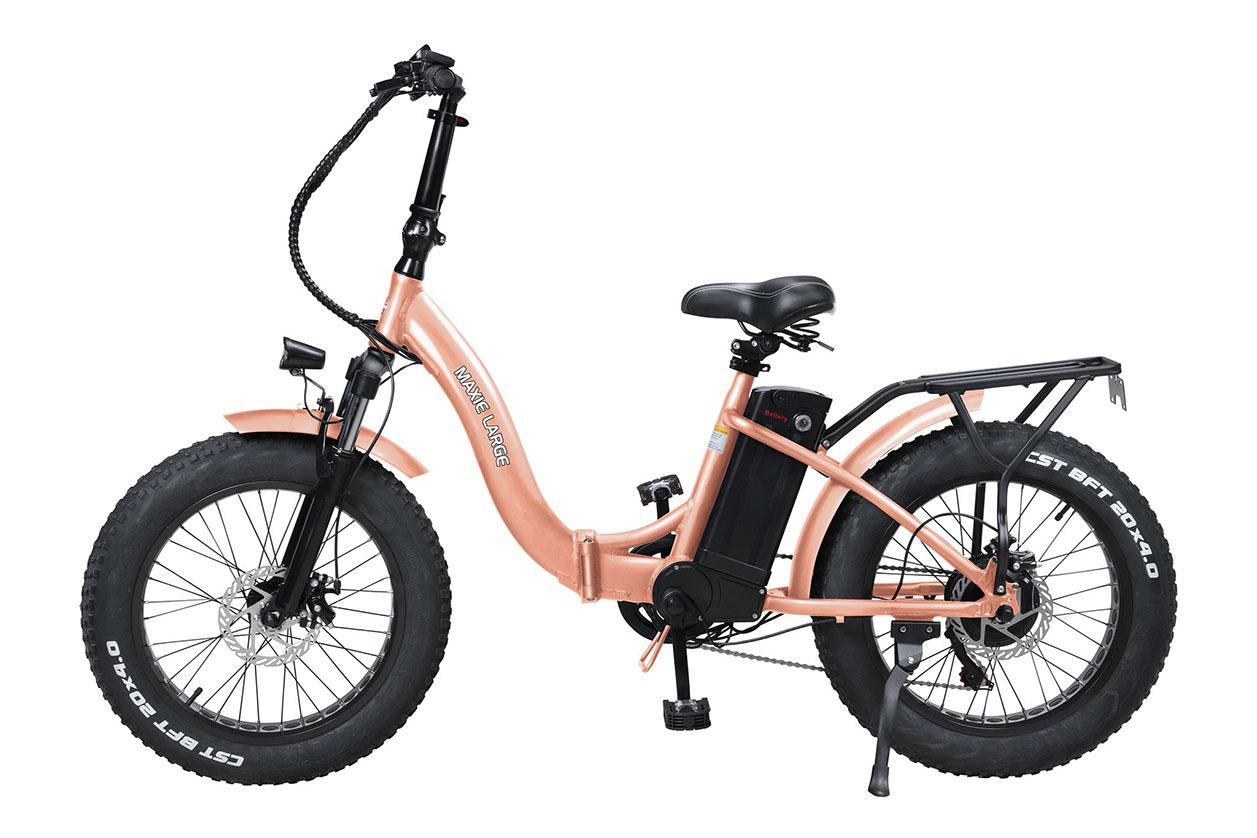 Daymak Maxie Large 48V 350W E-Bike**RUPTURE DE STOCK/SOLD OUT** 2021