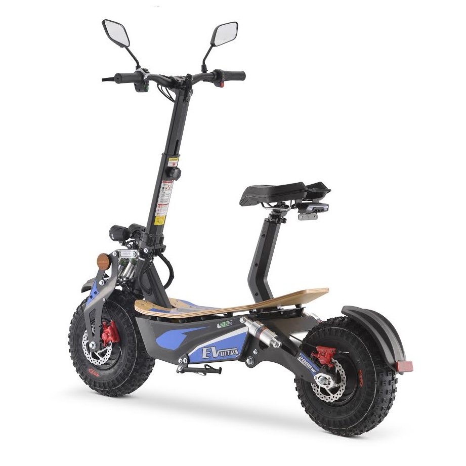 Black Rat Scooter Électrique 2000W 2021